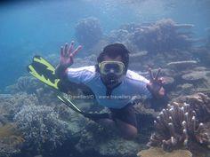 Pulau Tengah, Kepulauan Karimunjawa, Jepara, Jawa Tengah, Indonesia | #WonderfulIndonesia