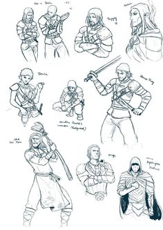 Very rough sketches of my favourite guild ever I wonder why Vekel is so angry and who will taste his broom .did Brynjolf touch Tonilia or something. Thieves Guild of Skyrim Elder Scrolls Lore, Elder Scrolls Games, Elder Scrolls Skyrim, Skyrim Thieves Guild, Eso Skyrim, Anime Mouth Drawing, Skyrim Fanart, Skyrim Funny, Tolkien Hobbit