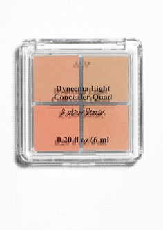 & Other Stories image 1 of Concealer Quad in Dyneema Light