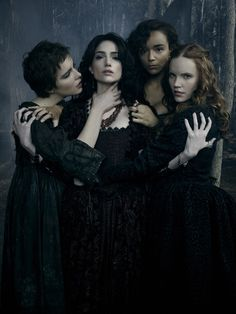 Salem - Season 2 - Mary - Mercy - Tituba - Anne