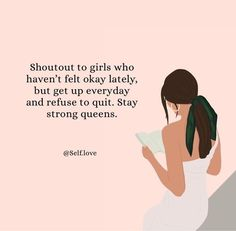 Happy Girl Quotes, Babe Quotes, Self Love Quotes, Words Quotes, Wise Words, Qoutes, Positive Quotes, Motivational Quotes, Inspirational Quotes