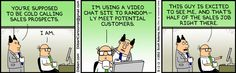 The Dilbert Strip for August 13, 2012