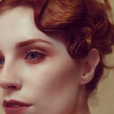 """""""Okay let's be honest. I want to dress up as #LucyWestenra for the rest of my days now. Favorite hair / makeup / outfit ever! #bramstoker #dracula…"""""""