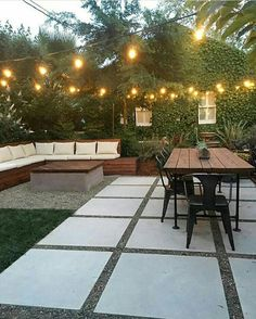 Mounting a Block or Paver Walkway – Outdoor Patio Decor Backyard Patio Designs, Small Backyard Landscaping, Backyard Ideas, Backyard Bar, Landscaping Ideas, Backyard Renovations, Backyard Makeover, Outdoor Gardens, Outdoor Decor