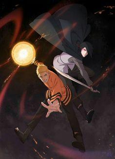 Naruto Uzumaki and Sasuke Uchiha Naruto Sasuke Sakura, Naruto Shippuden Sasuke, Kakashi, Sasunaru, Narusasu, Naruhina, Naruto And Sasuke Wallpaper, Wallpaper Naruto Shippuden, Fanart Manga