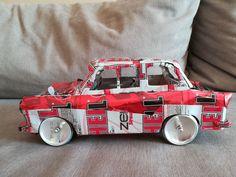 Hell Trabant P50 (soda can)