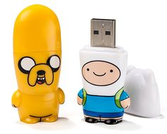Adventure Time USB Thumb Drives