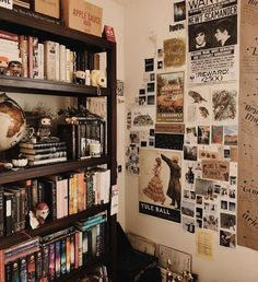 Books // Rooms