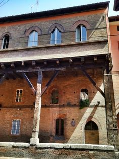 "Typical architecture - ""Beautiful Bologna – Part II in Photos"" by @SuuperG"