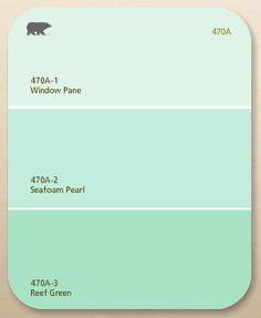 Seafoam Pearl Furniture Color