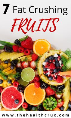 7 best fat burning fruits for weight loss: These fruits will start the fat burning process in your body in no time. It is important to know the best fruit for weight loss, this will help you achieve your weight loss goals faster. These weight loss fruits can be used in fruit smoothies and help in using fruit smothies to achieve weight loss and flat belly. Find out more: 7 best fat burning fruits for weight loss and flat belly #fruits #fruitforweightloss #fatburningfruit #fruitforflatbelly Fruit Smoothies, Healthy Smoothies, Fruit Fruit, Smoothie Recipes, Fruit Calorie Chart, Fiber Fruits, Clean Eating, Healthy Eating, Healthy Food