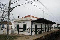 Estação Boliqueime, Portugal