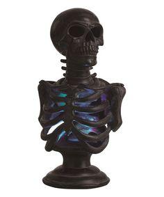 Look what I found on #zulily! Black LED Skeleton Décor #zulilyfinds