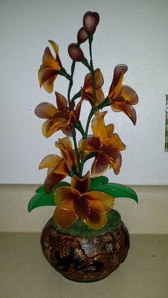 Nylon Flower Orchid