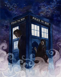 Dr. Who.