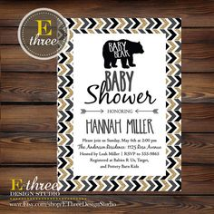 Bear baby shower invitations choice image invitation templates woodland baby shower forest friends northwoods collection inspired woodland baby shower forest friends northwoods collection inspired filmwisefo