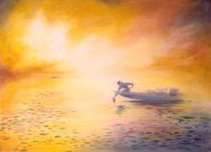 Light Highlights, A Perfect Day, Types Of Art, Watercolor Paper, Dawn, The Originals, Gallery, Artist, Painting