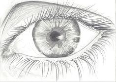 Eye Study Homage by Smilelifter.deviantart.com on @DeviantArt
