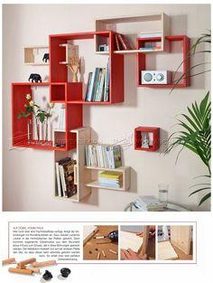 Build Modular Shelves - Furniture Plans