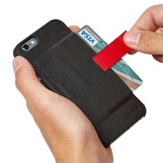 wallet + iPhone case = this