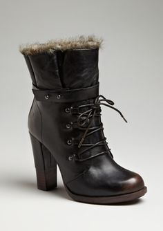 Boots; I like boots.  And I like these boots.