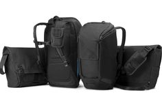 Incase Spring 2013 Range Bag Collection in Black