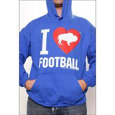 I love Football and the Buffalo Bills