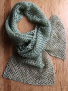 Susan's Lava Scarf by Evelyn A. Clark - free