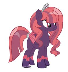Ellie Pink: Ellie is like Rainbow Dash. A little bit lazy but not completely. She lives far away from Cloudsdale and every other city in Equestria. She made her own house of candy and Pinkie visits. She is best friends forever with pinkie. Her house flouts because clouds are at the bottom of it.