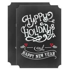 typography #holiday greeting cards #christmas #holidays #xmas