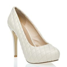 #Love this shoe in white!