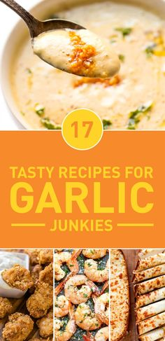 It's hard to find someone who really hates garlic. It adds a nice and strong taste to almost anything it's added to, not to mention the countless benefits of garlic for our health. But the problem is that garlic is a bit underrated, you don't see much posts online dedicated to garlic recipes, so we decided to help you find really delicious recipes you can do with garlic. You'll find these recipes so tasty, again thanks to garlic.