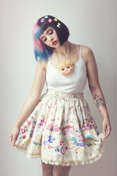 Melanie Martinez (born in 1995 in Baldwin, New York) is an American singer and…