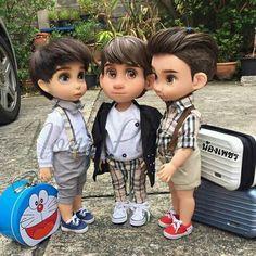 Disney boy dolls