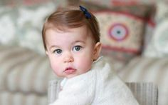 Princess Charlotte of Cambridge (Charlotte Elizabeth Diana,[fn 1] born 2 May 2015)
