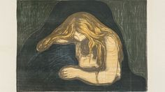 Norwegian artist Edvard Munch (1863-1964) is best known for his disturbing and iconic image 'The Scream', one of the most instantly recognisable artworks ever and in the news last year when in May a pastel version sold for a record $119.9m at Sotheby's New York.  Munch is back in New York this month when top prints and drawings dealer Peter Tunick hosts an important exhibition 'Munch & German Expressionism' at his 19 East 66th Street gallery...