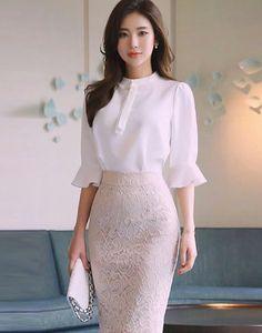 Beautiful Gowns, Women's Fashion Dresses, Korean Fashion, Casual, Lace Skirt, High Waisted Skirt, Women Wear, Stylish, Lady
