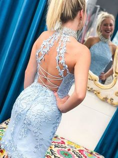 Short Beaded Lace Prom Dress Homecoming Graduation Cocktail Dresses 701264 Backless Homecoming Dresses, Prom Dresses With Sleeves, Formal Dresses, 19 Days, Party Gowns, Party Dress, Dance Dresses, Hoco Dresses, Cheap Dresses