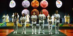 Rio 2016: Cerimônias de pódio terão novidades