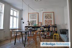 Elmegade 17, 2. tv., 2200 København N - 3 værelses andelslejlighed med fantastisk beliggenhed på Elmegade #andel #andelsbolig #andelslejlighed #kbh #københavn #nørrebro #selvsalg #boligsalg #boligdk