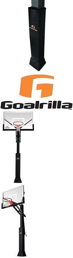 Other Basketball 2023: Goalrilla Universal Basketball Pole Pad Basketball Pole Pads, New -> BUY IT NOW ONLY: $210.06 on eBay!