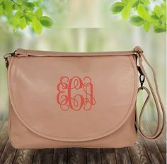 Layne Crossbody Bag with Monogramming - Layne Shoulder Bag with Monogramming by sewwonderfullymade4u. Explore more products on http://sewwonderfullymade4u.etsy.com