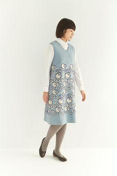 wind flower ドレス   minä perhonen