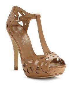 43602fc6c07 Marc Fisher Clear Platform Sandals Shoes - Macy s