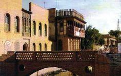 Balcones (Shanashils) en Basorah