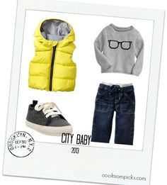 Cute urban outfit for boys