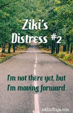 ZIKI'S DISTRESS #2 (SHORT STORY) This is the concluding part of the story, Ziki's Distress. In the first part, Ziki was kicked out by his girlfriend after five years of co-habitation in comfort. This part shows Ziki's journey thereafter and God's redeeming power. Do read the first part too to enjoy the full package of inspiration and entertainment.