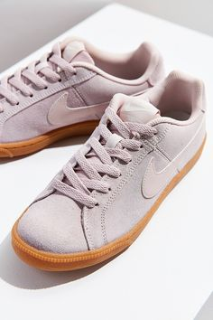 Nike Court Royale Suede Sneaker at Urban Outfitters - Blush - 9.5 women's