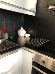 Kitchen Cabinets, Kitchen Appliances, Stove, Home Decor, Kitchen Cupboards, Diy Kitchen Appliances, Cooking Stove, Homemade Home Decor, Home Appliances
