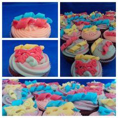 Carnaval cupcakes!